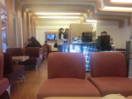Mutiara lounge