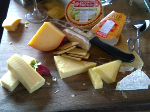 cheese corner