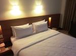 kamar superior hotel Santika