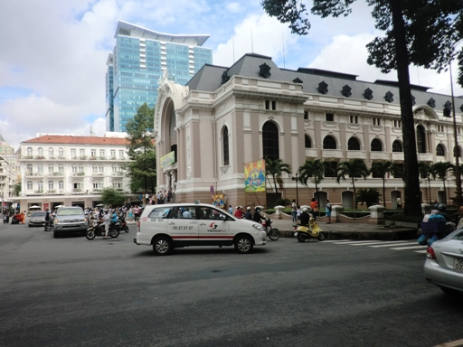 Downtown Saigon-HCMC