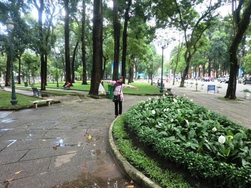 3.kota dengan banyak taman