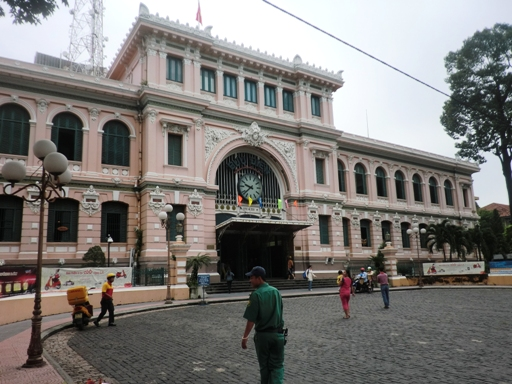 3.Saigon Post Office