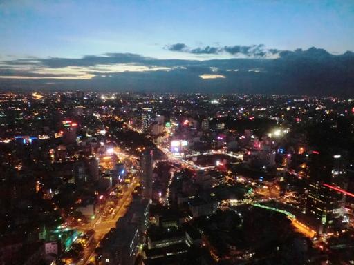 Ho Chi Minh (3) : Kantor Pos,Katedral dan Bitexco Tower