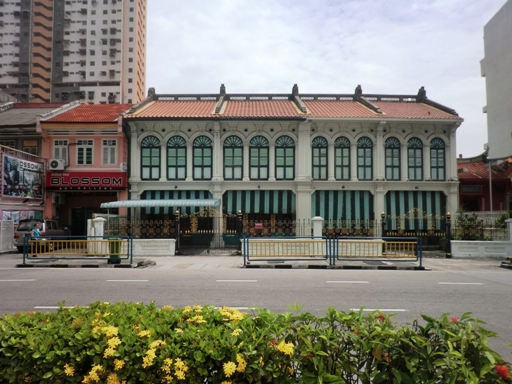 6.banyak bangunan seperti ini