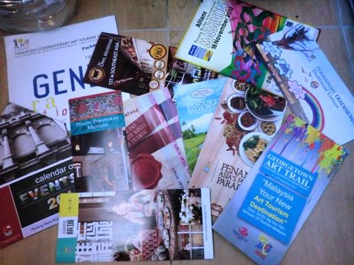 6.brosur gratis yang melimpah
