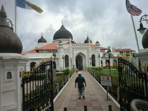 6.masjid kapitan keling