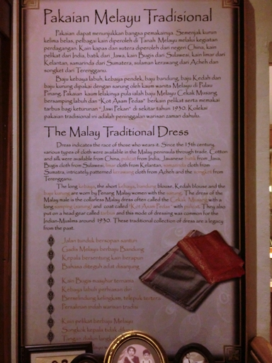 6.pakaian melayu tradisional
