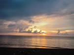 inilah sunset
