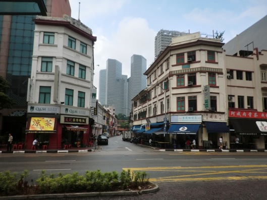 sudut Singapura