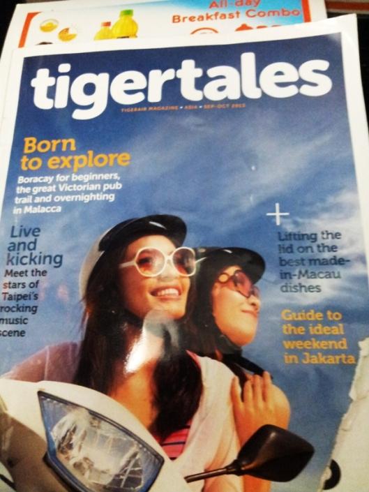2.majalah tiger