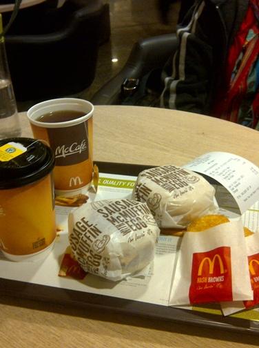 2.sarapan di changi