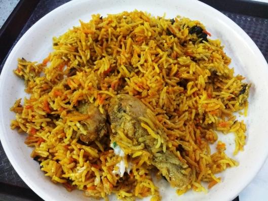 3.nasi briyani
