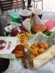 4.menu KFC Shenzen