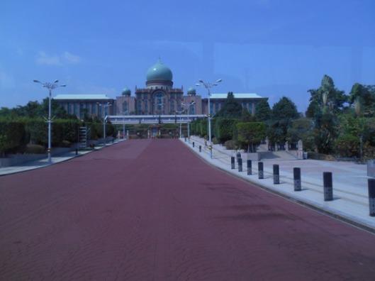 kantor perdana menteri