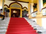 pintu masuk istana