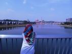 memandang masjid putrajaya