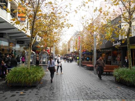 hay n murray street