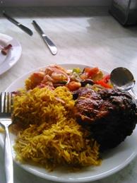 makan siang ala arab