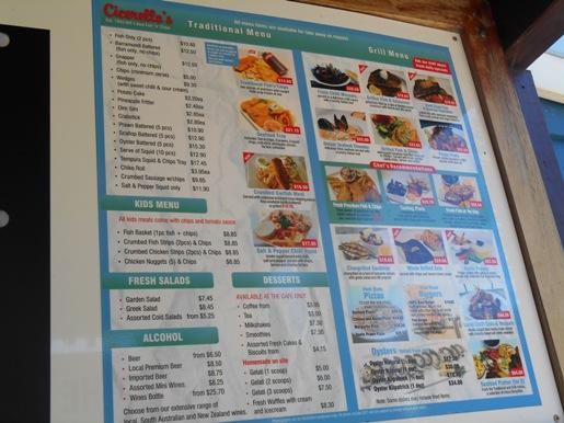 menu cicerellos