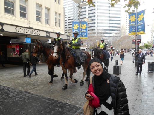 polisi berkuda