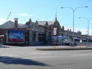 stasiun n terminal fremantle