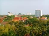 surabaya skyline from mercure