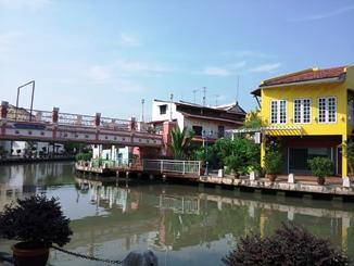 3 sungai malaka