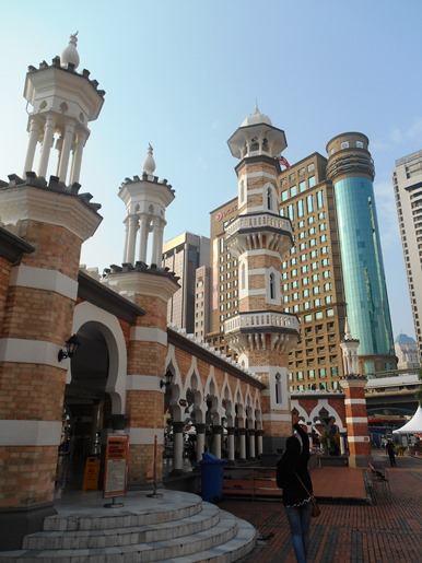 4 masjid jamek