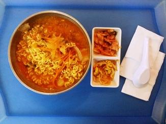4 ramen kimchi