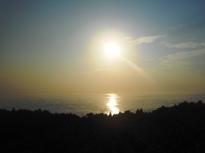 sunrise @pantai nusa dua