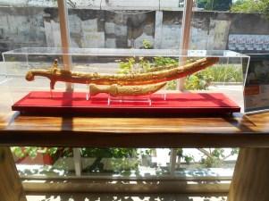 pedang nabi