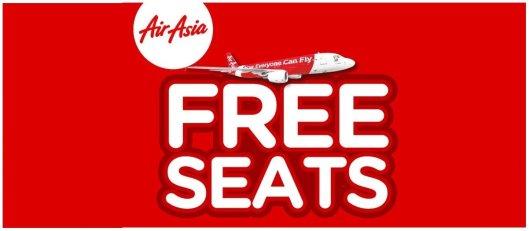 promo free seat