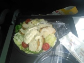 caesar salad yang gurih segar