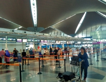 check in malindo di klia