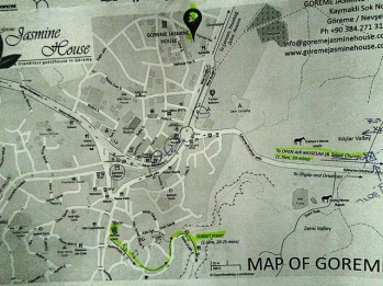 goreme-map