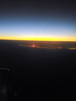 sunset di qatar