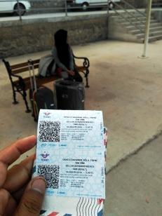 tiket dan stasiun selcuk
