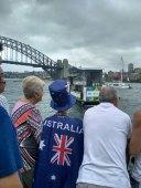 Australia Day at Sydney Opera