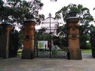 gerbang palace garden