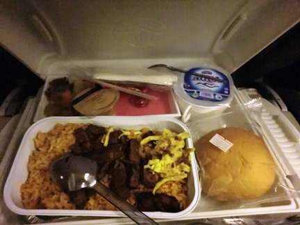 makanan saudia kedua dari jakarta ke jeddah