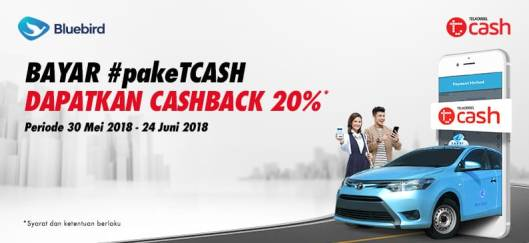 promo tcash blue bird juni 2018
