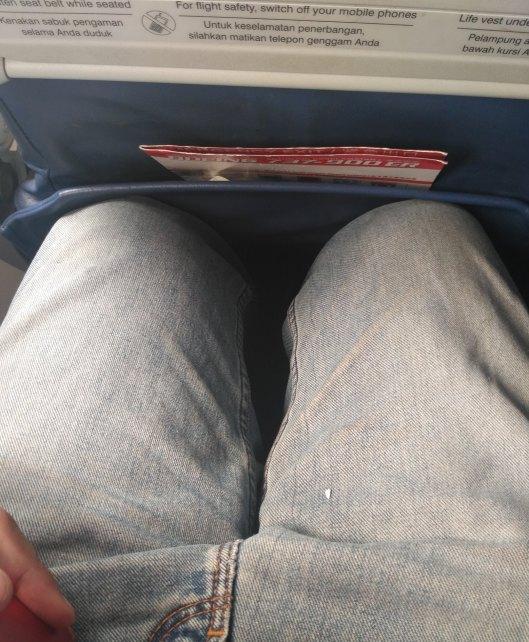 spasi duduk boeing 737-900 ER Lion Air
