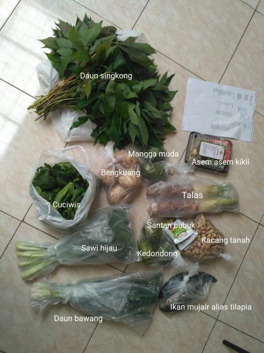 belanjaan di tukang sayur.co