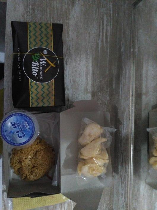 sarapan de green