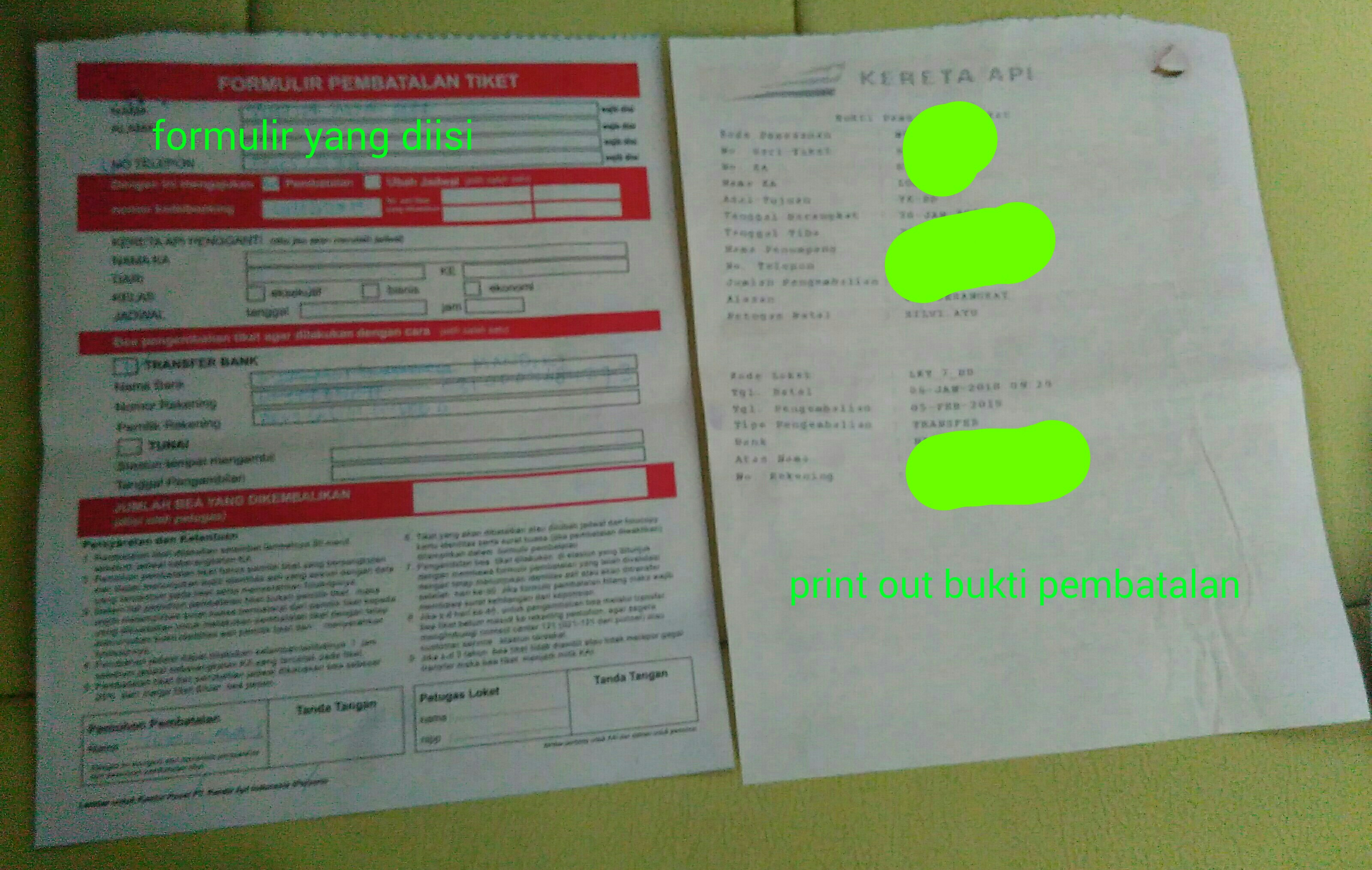 Reschedule Tiket Kereta Traveloka Asambackpacker01 S Blog