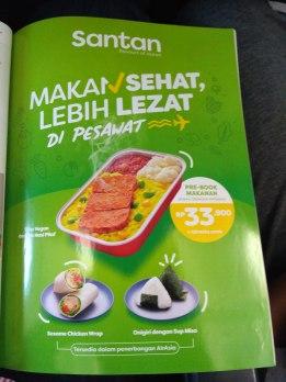majalah Air Asia ttg produk baru