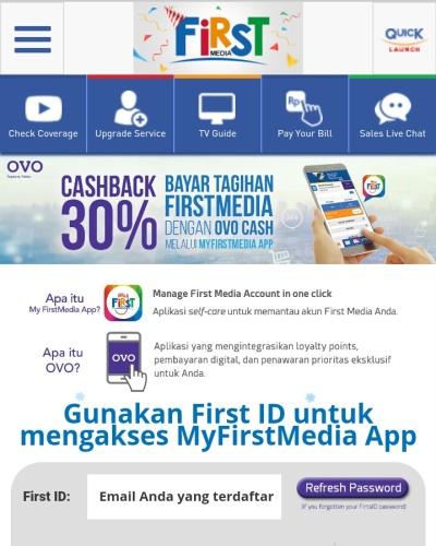 OVO First Media