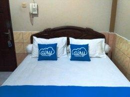 tempat tidur airy room