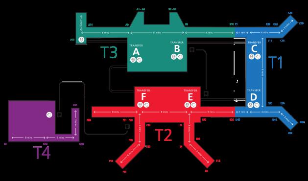 changi map 2018