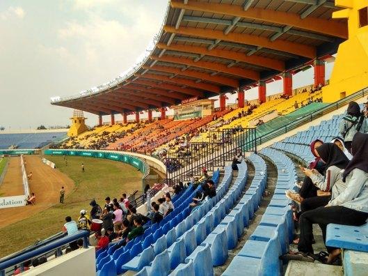 penonton malaysia